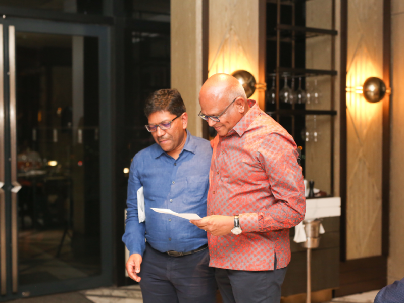 Partners' Annual Dinner and Cocktail 2019 - Shearn Delamore & Co